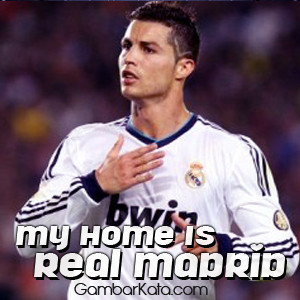 My hom is real madrid