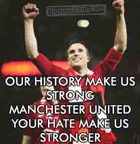 Dp Manchester United Stronger