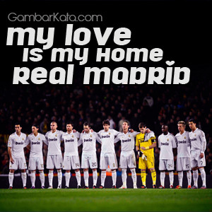 My Love Home Real Madrid