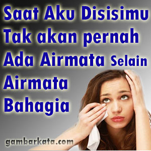 Picture dp bbm air mata